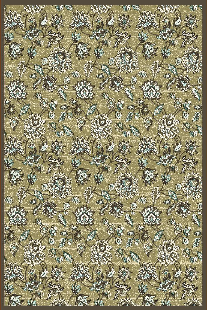 Radici Usa Pisa 3475 Beige Traditional Area Rug