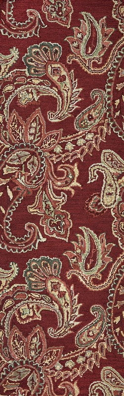 Rizzy Ashlyn Al2651 Red Rug