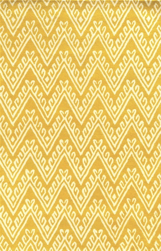 Rizzy Bradberry Downs Bd8870 Gold Rug