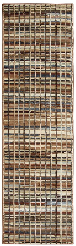 Rizzy Bennington  Bi4633 Brown Rug