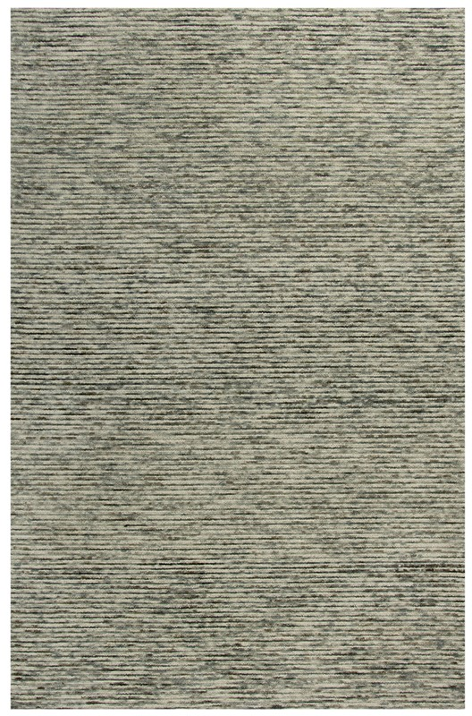 Rizzy Home  Berkshire Casual Gray Rug Bks102