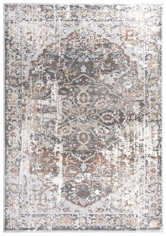 Rizzy Home  Bristol Transitional Beige Rug Brs103
