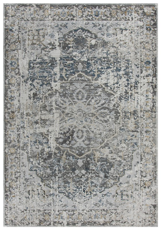 Rizzy Home  Bristol Transitional Beige Rug Brs106