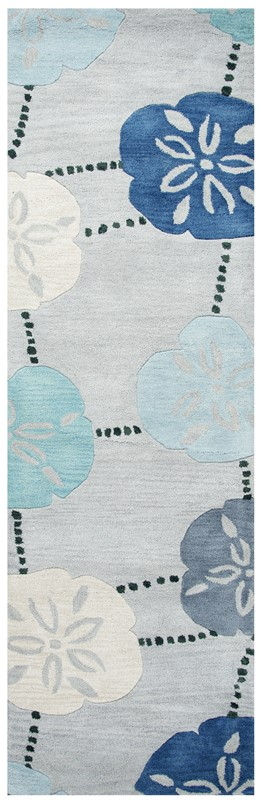 Rizzy Cabot Bay Ca9464 Blue Rug
