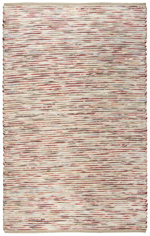 Rizzy Home  Cavender Casual Red Rug Cav103