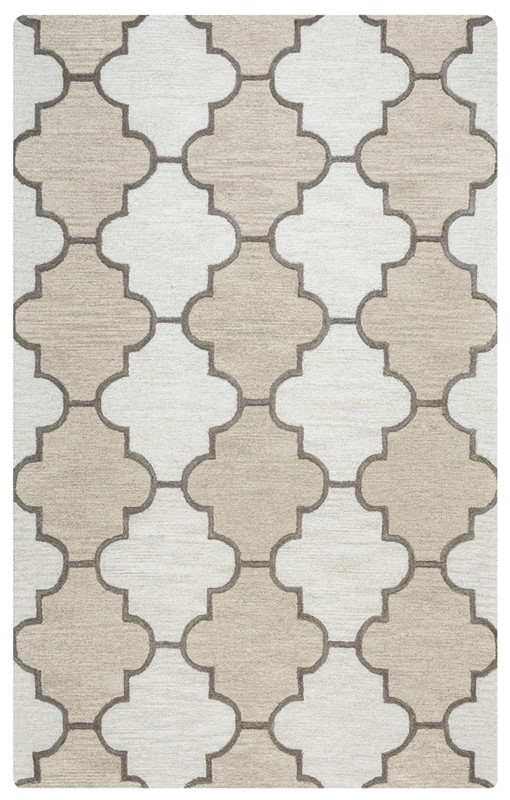 Rizzy Caterine  Ce953 Ivory Rug