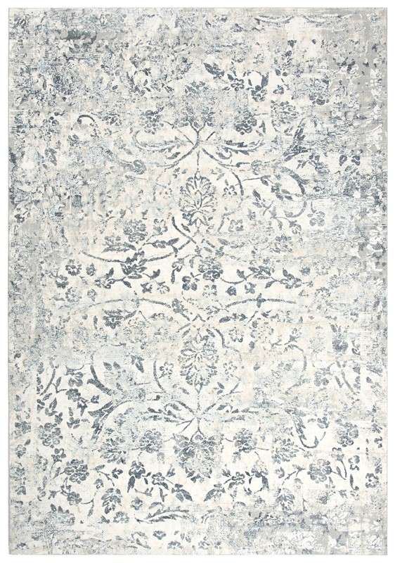 Rizzy Home  Chelsea Transitional Ceam-gray Rug Chs109
