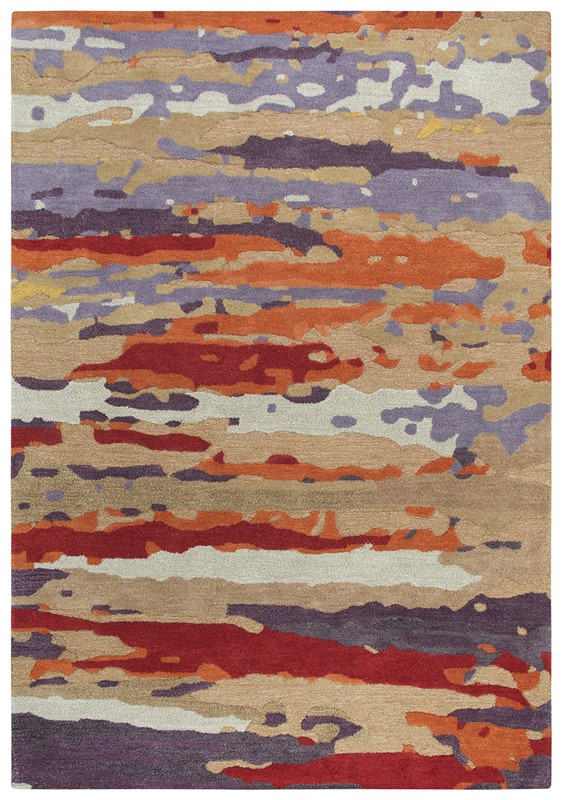 Rizzy Home  Connie Post  Modern Multi Rug Cnp110