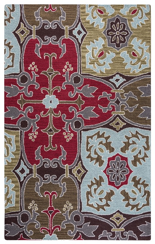 Rizzy Country Ct0909 Beige Rug