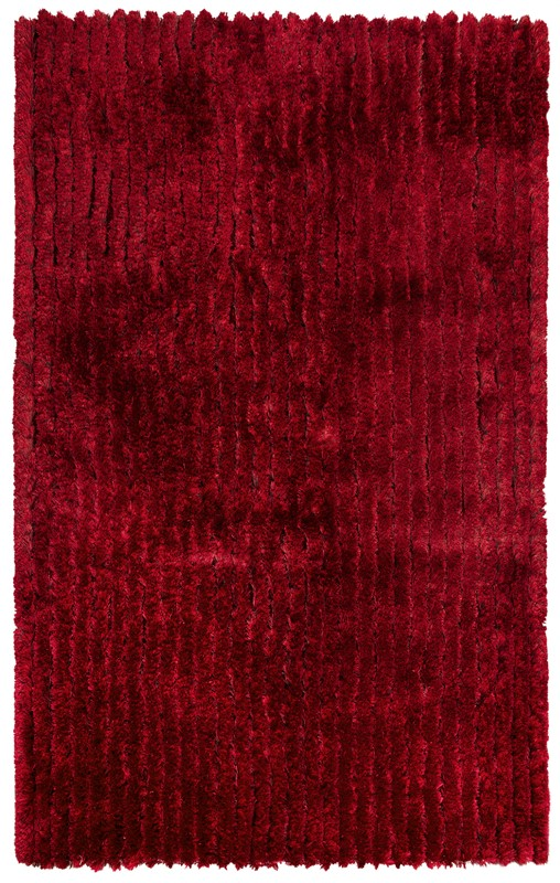 Rizzy Home  Dora Casual Red Rug Dra103
