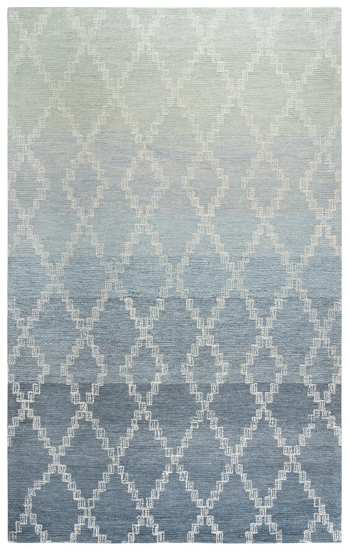 Rizzy Home  Dune Casual Gray Rug Dun102