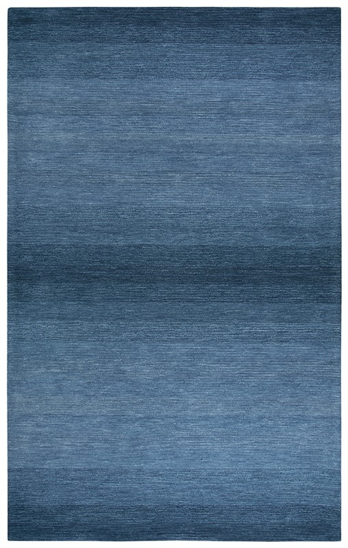 Rizzy Home  Dune Casual Blue Rug Dun107