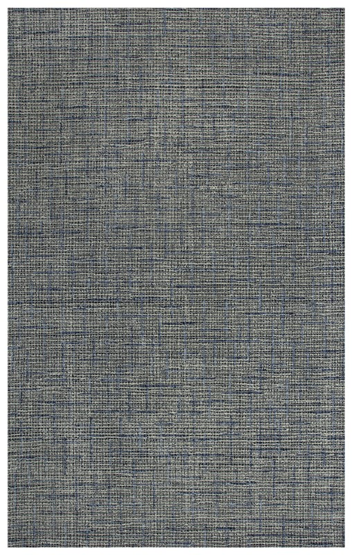 Rizzy Home  Ironwood Casual Blue Rug Iwd102
