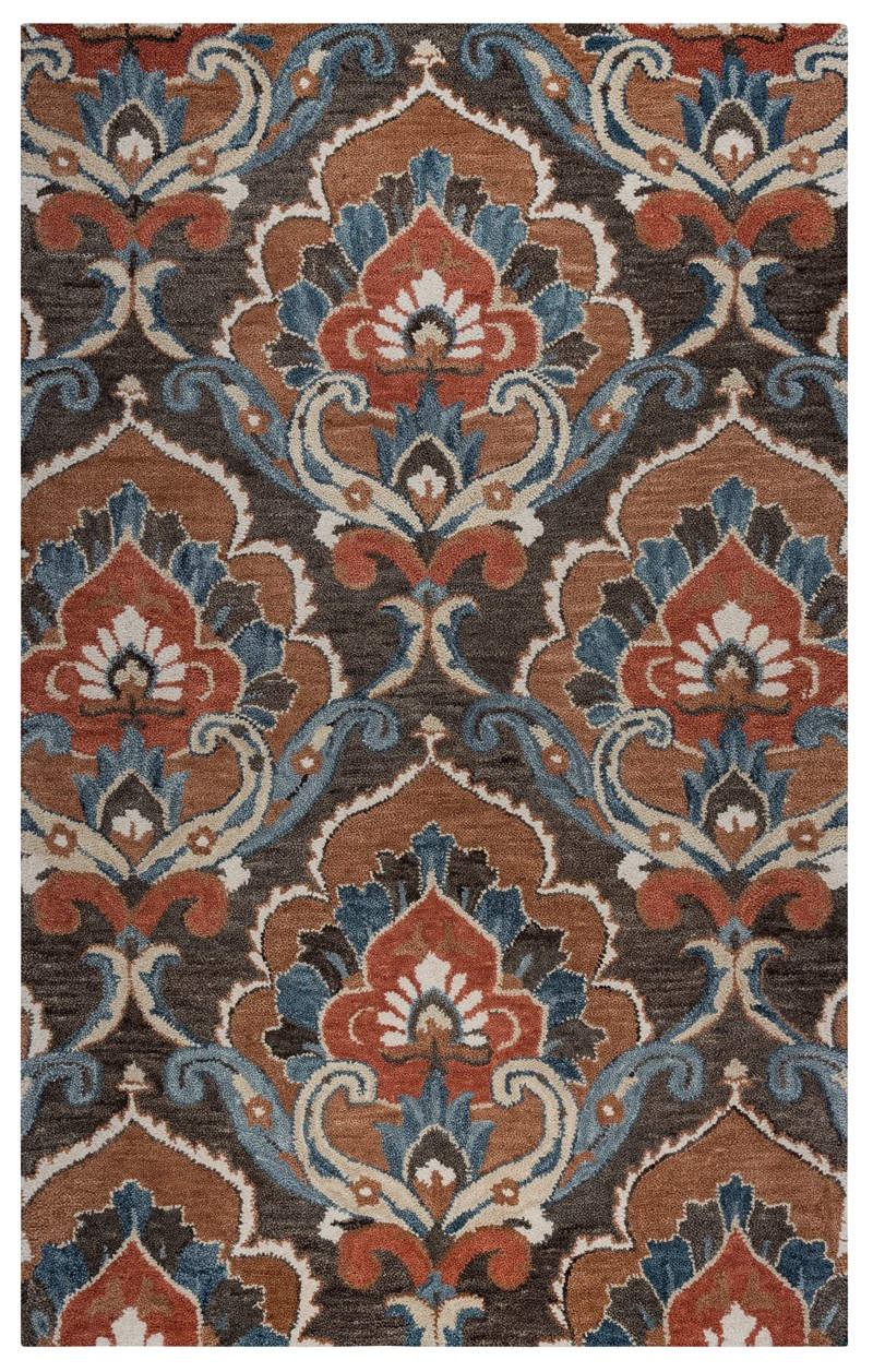 Rizzy Leone Lo9982 Brown Rug