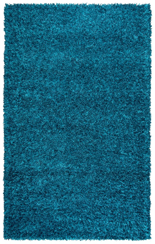 Rizzy Home  Midwood Transitional Blue Rug Md061b