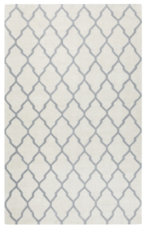Rizzy Swing Sg2963 Off White  Rug