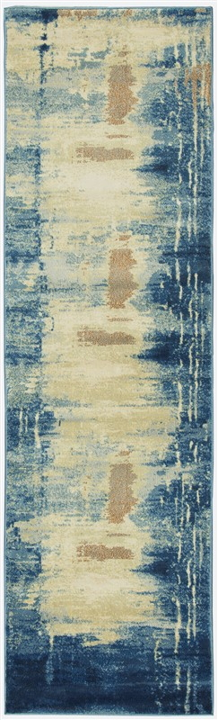 Rizzy Sorrento So4383 Navy/blue Rug