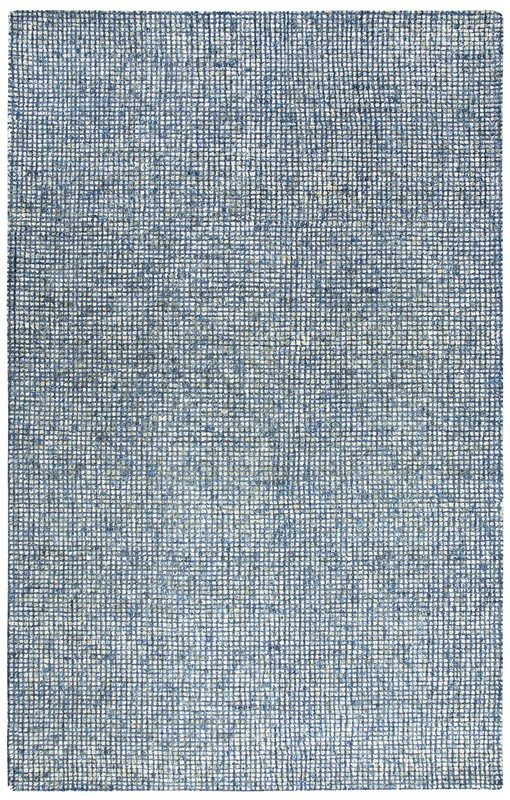 Rizzy Home  Talbot Casual Blue Rug Tal101