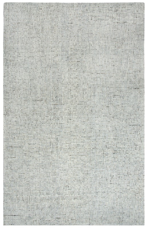 Rizzy Home  Talbot Casual Light Gray Rug Tal104