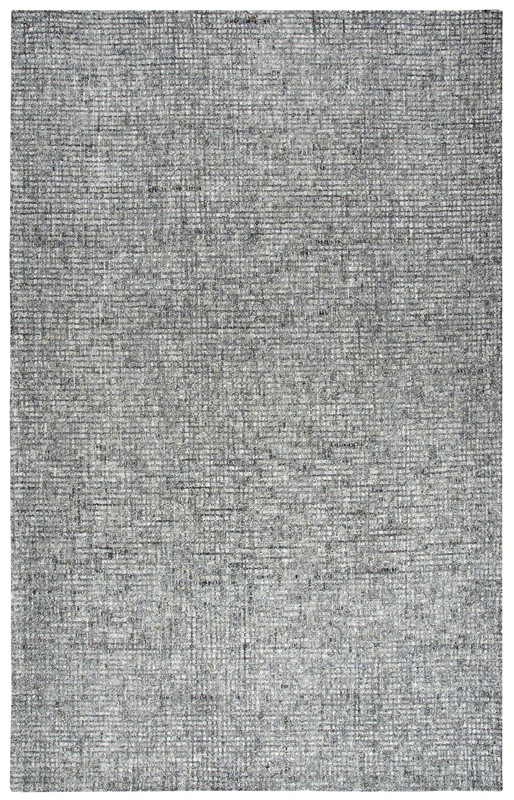 Rizzy Home  Talbot Casual Dark Gray Rug Tal106