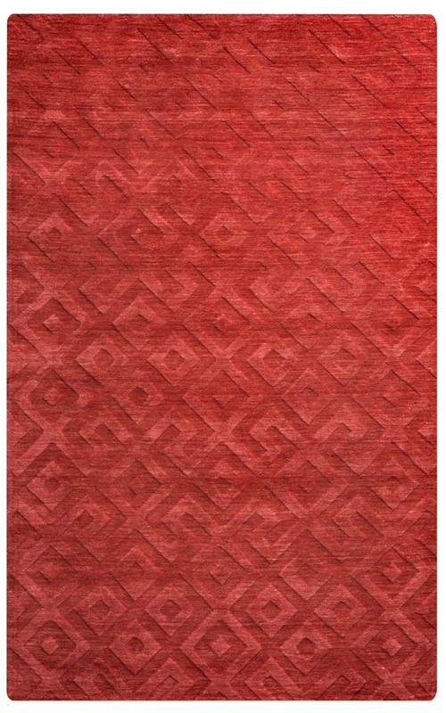 Rizzy Technique Tc8289 Red Rug