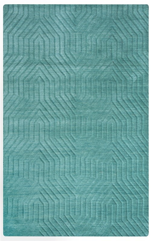 Rizzy Technique Tc8577 Blue/dark Teal Rug
