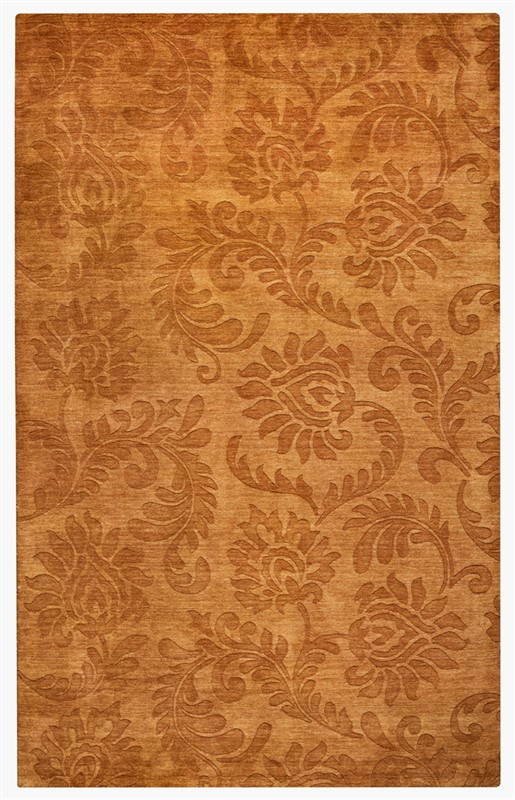Rizzy Uptown Up2348 Rust Rug