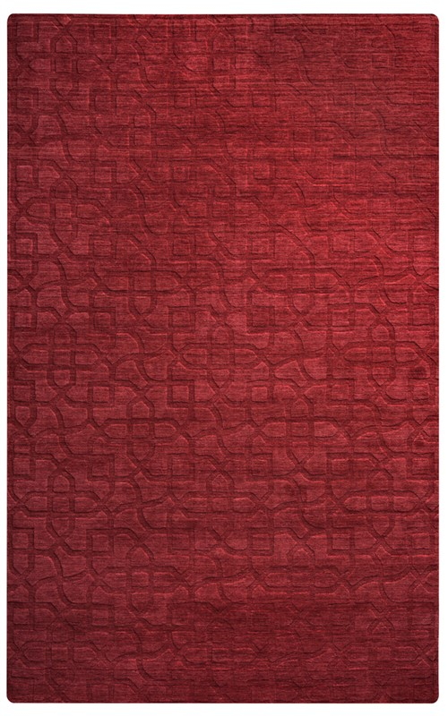 Rizzy Uptown Up2453 Red Rug
