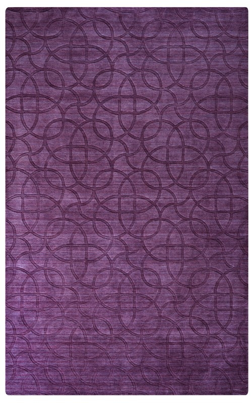 Rizzy Uptown Up2454 Purple Rug