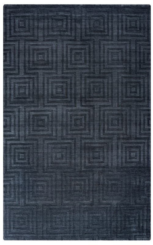 Rizzy Uptown Up2890 Charcoal/gray Rug