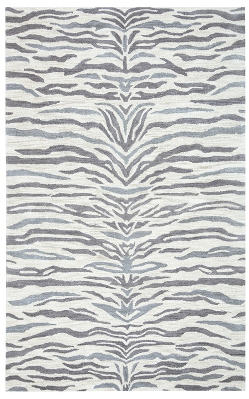 Rizzy Valintino  Vn9649 Light Gray Rug