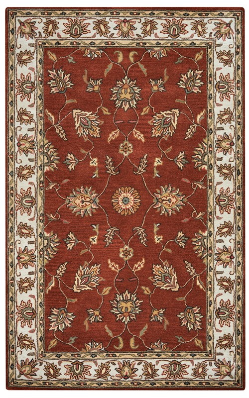 Rizzy Volare Vo1244 Rust Rug