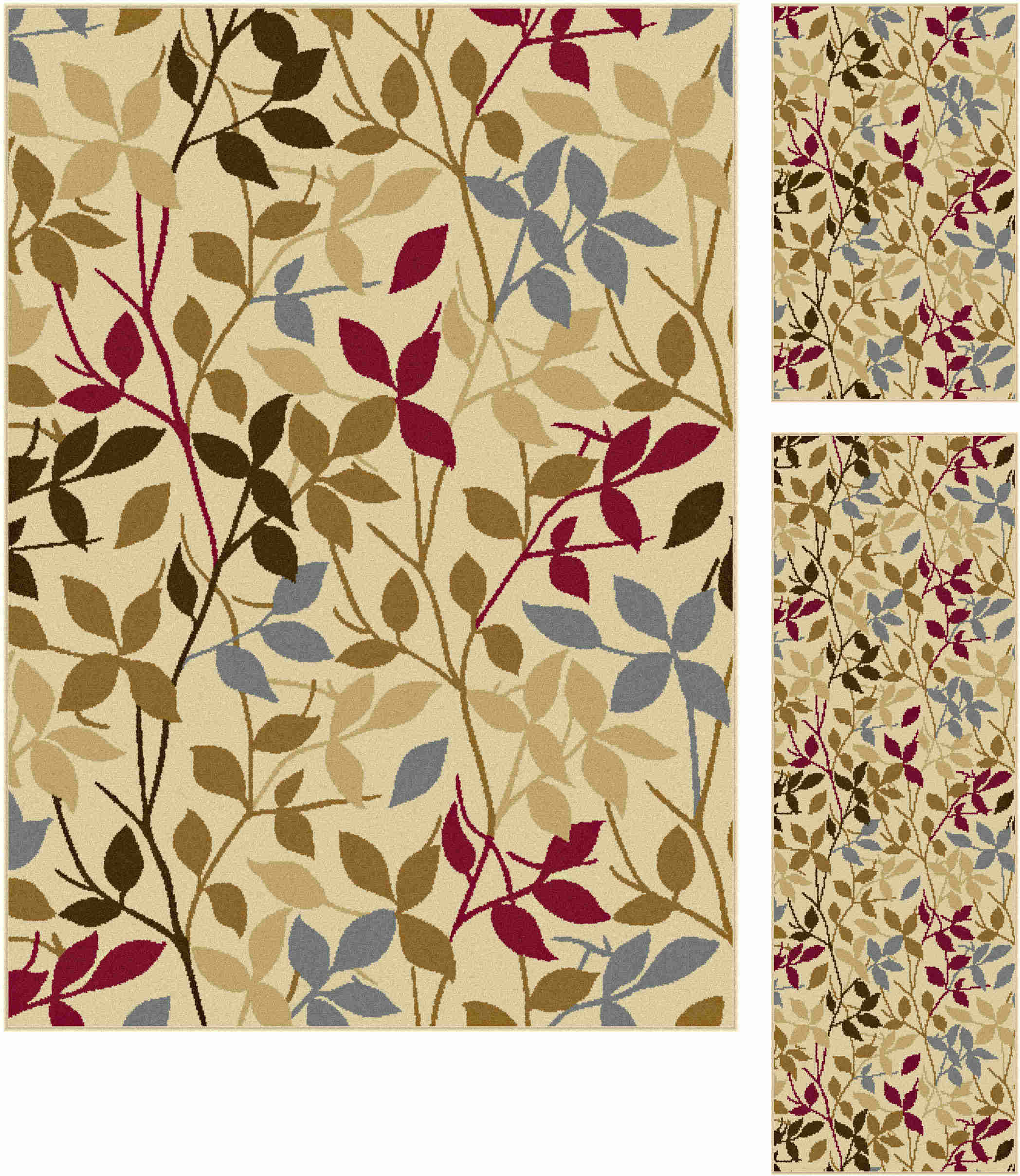 Laguna 4652 Ivory Transitional Area Rug