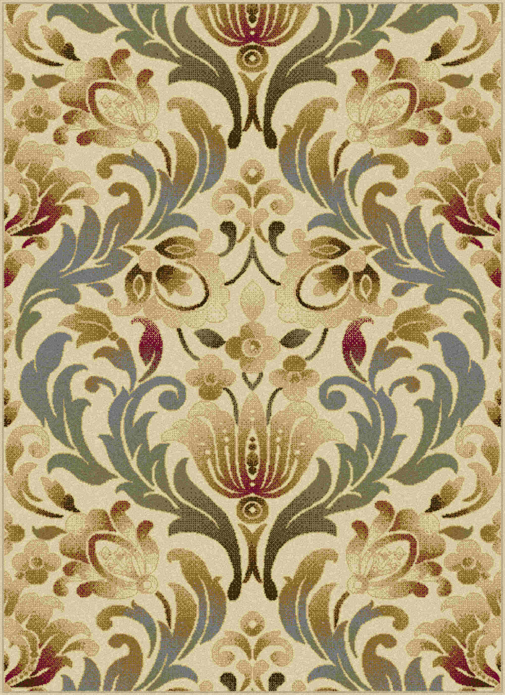 Laguna 4692 Ivory Transitional Area Rug