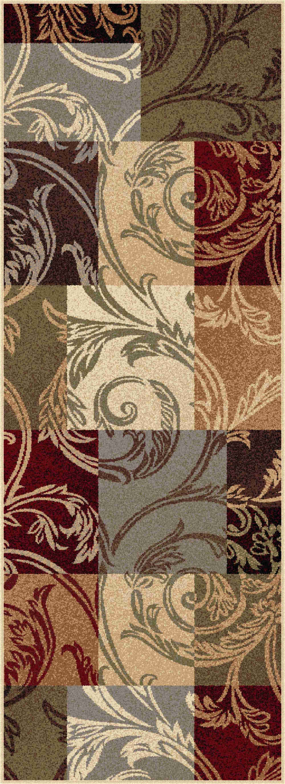 Impressions 7710 Multi Transitional Area Rug