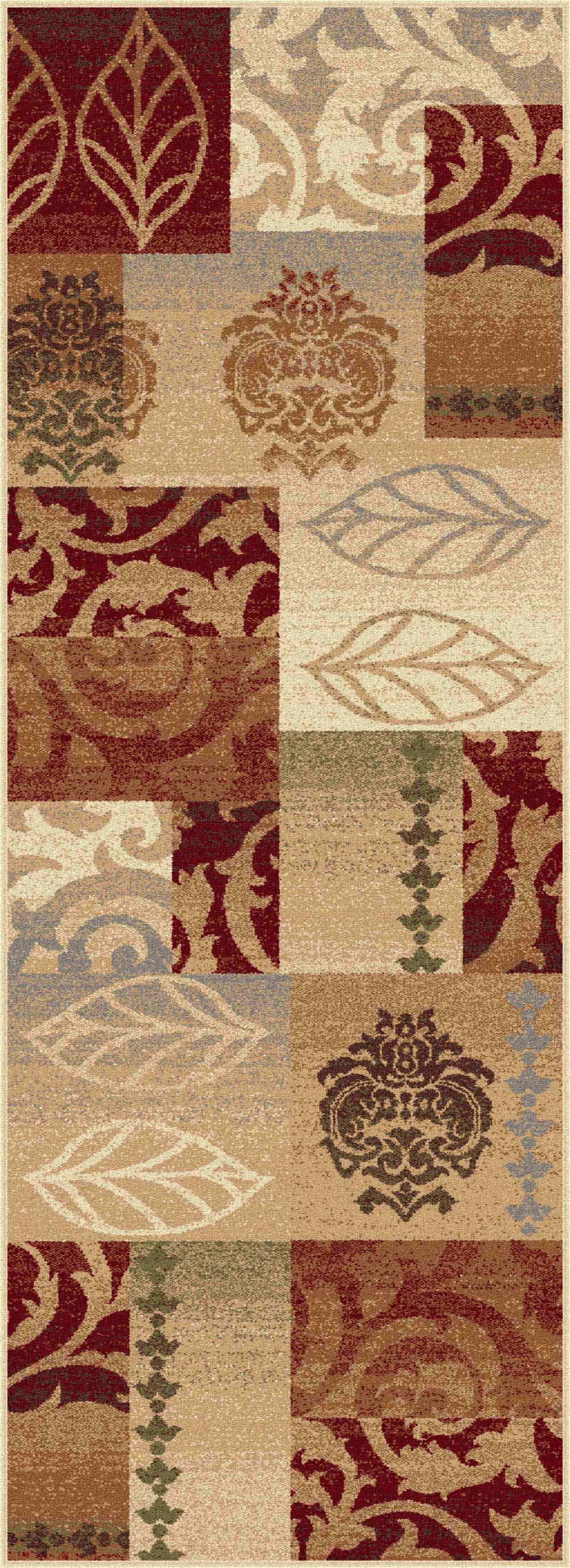 Impressions 7730 Multi Transitional Area Rug