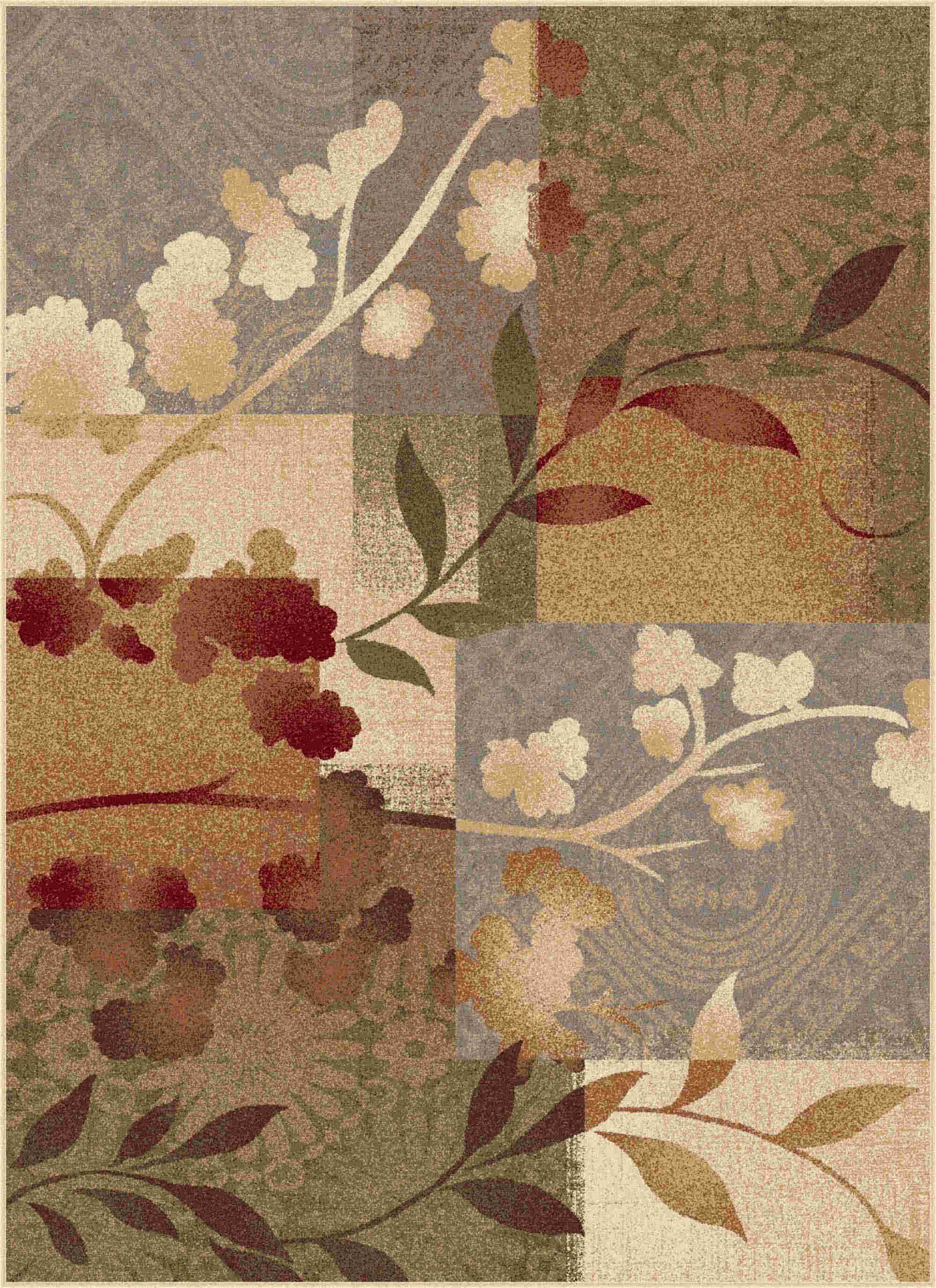 Impressions 7750 Multi Transitional Area Rug