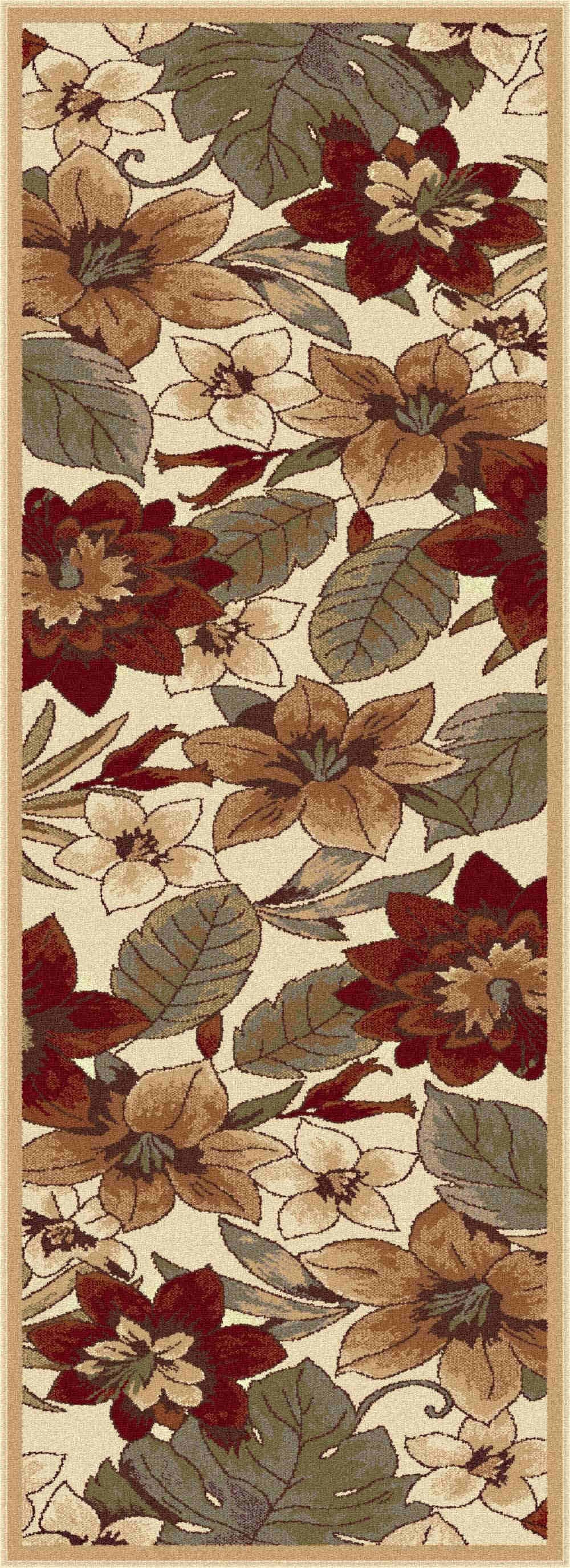 Impressions 7782 Beige Transitional Area Rug