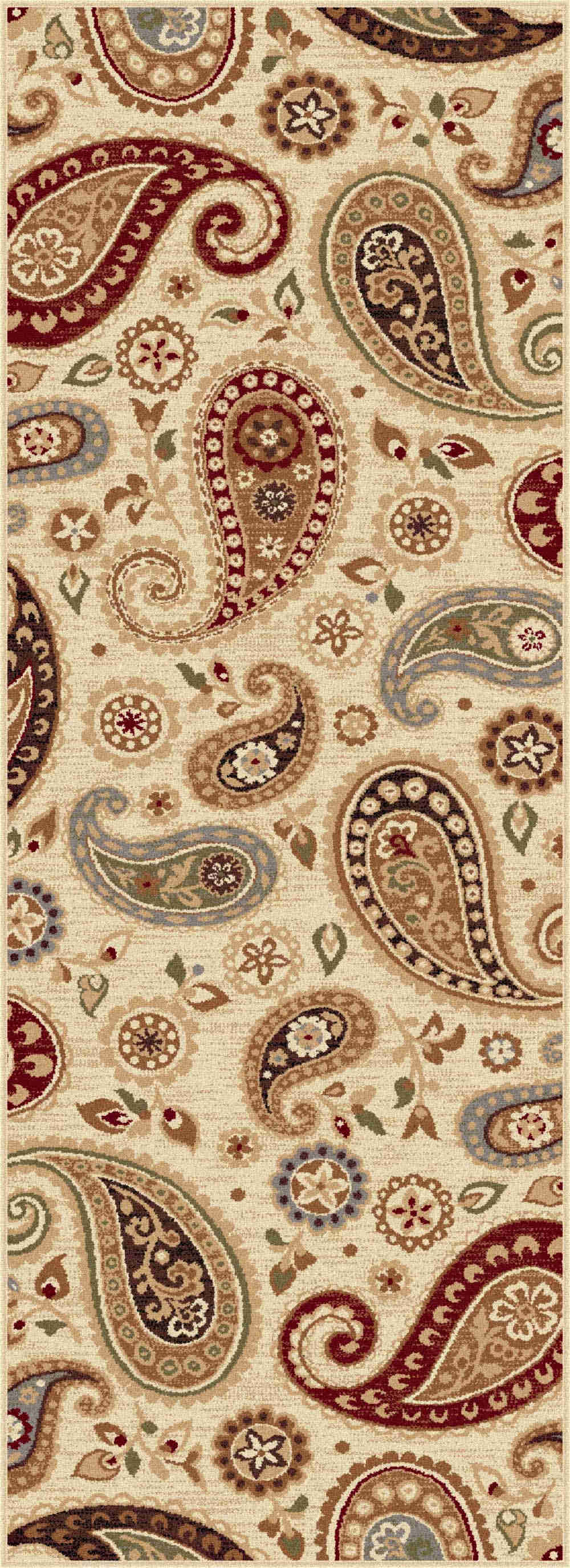 Impressions 7812 Beige Transitional Area Rug
