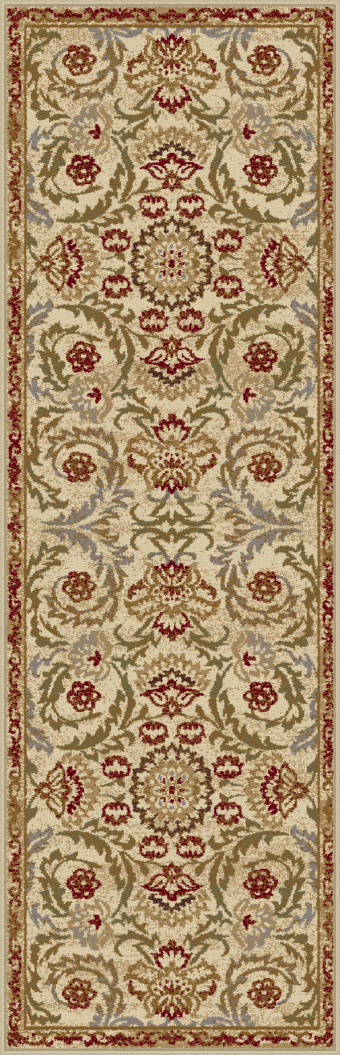 Impressions 7882 Beige Transitional Area Rug
