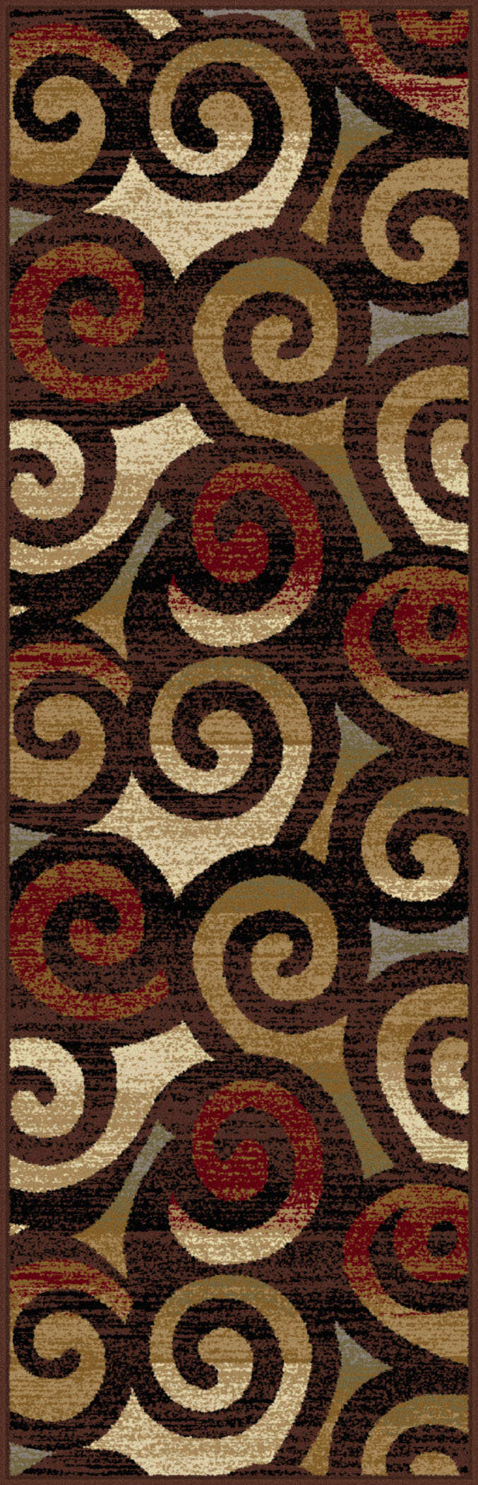 Festival 8960 Multi Contemporary Area Rug