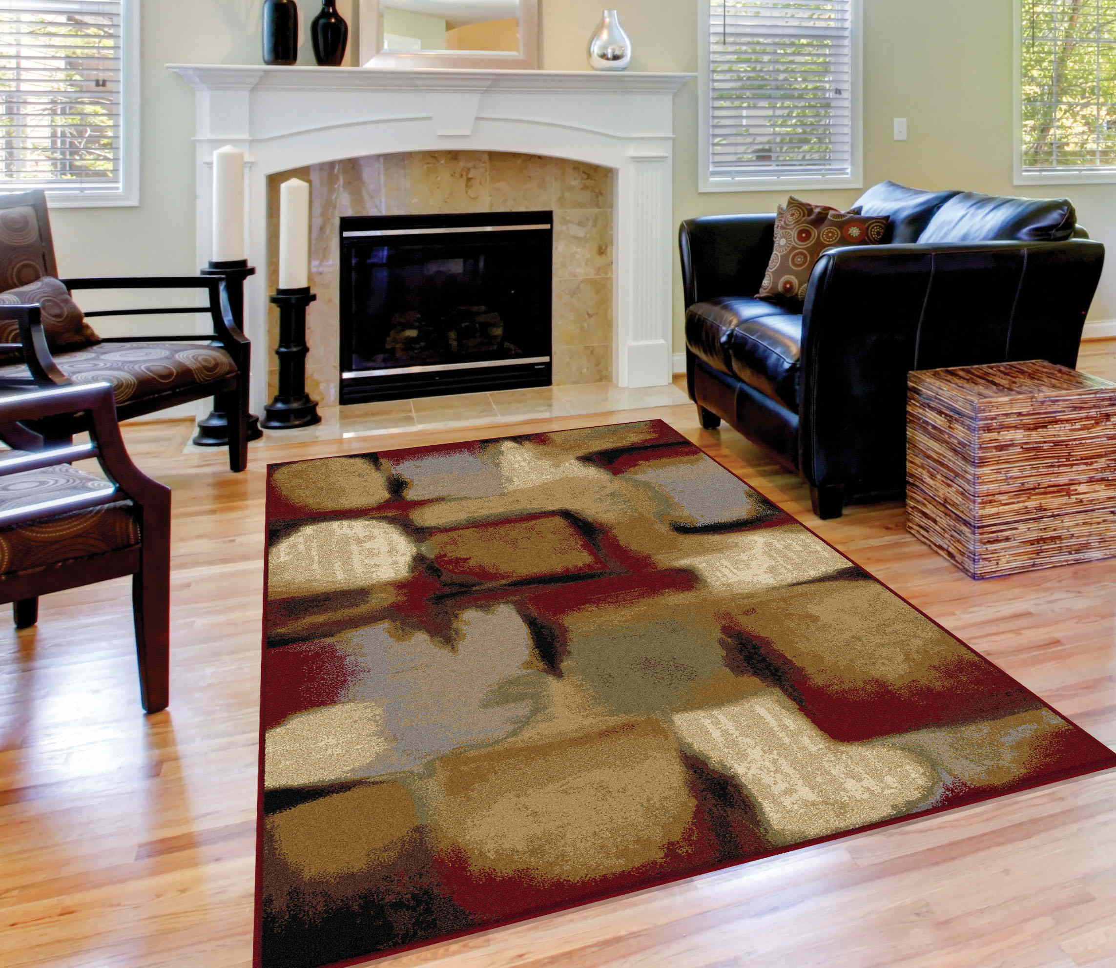 Festival 8980 Multi Contemporary Area Rug