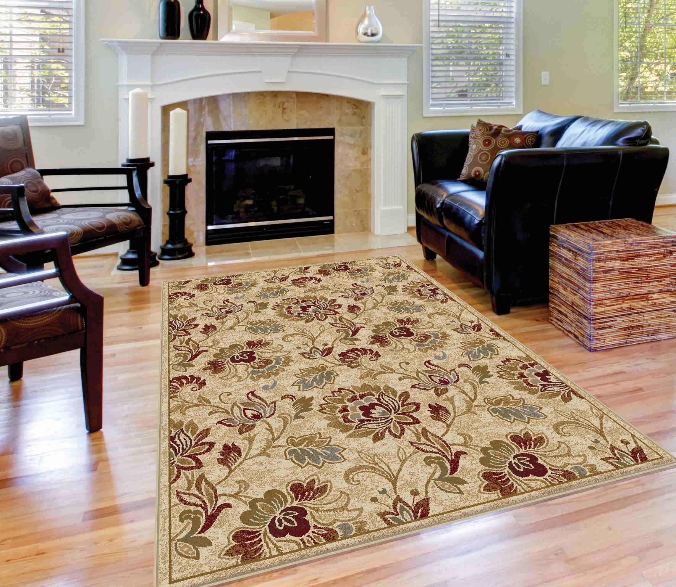 Festival 8992 Ivory Transitional Area Rug