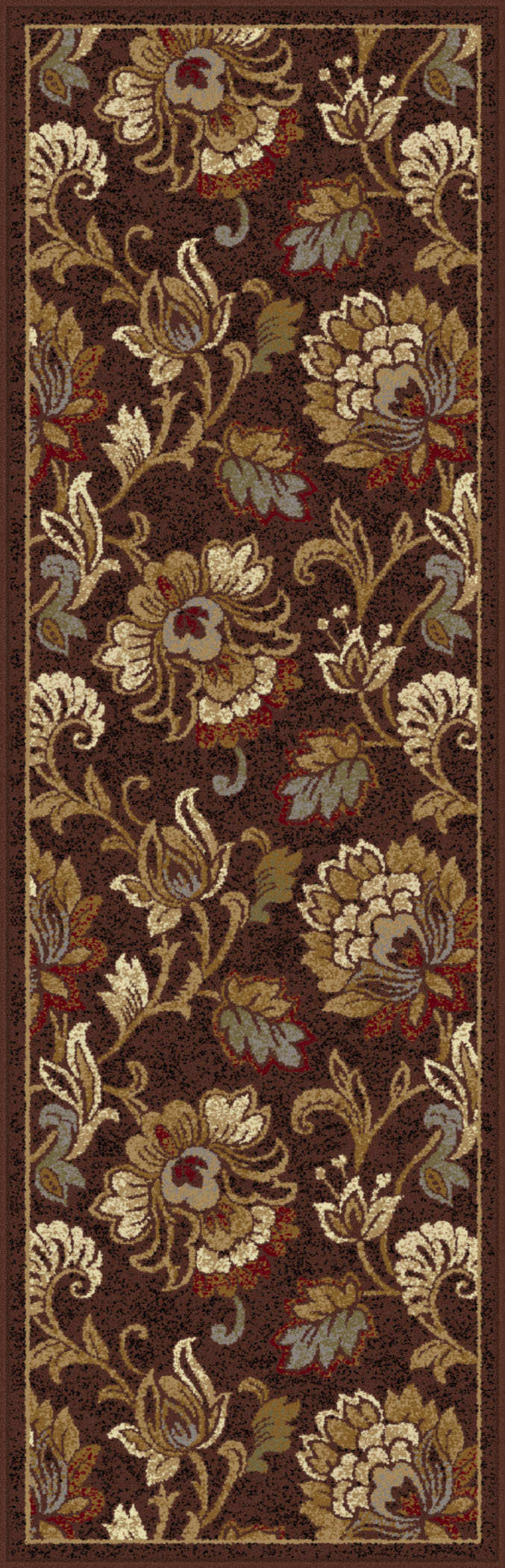 Festival 8998 Brown Transitional Area Rug