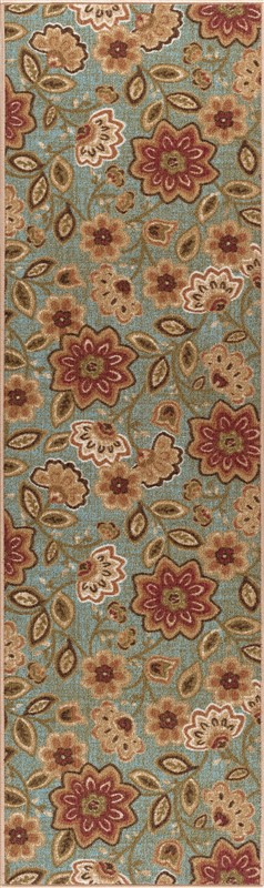 Tayse Majesty Transitional Rugs Delphine