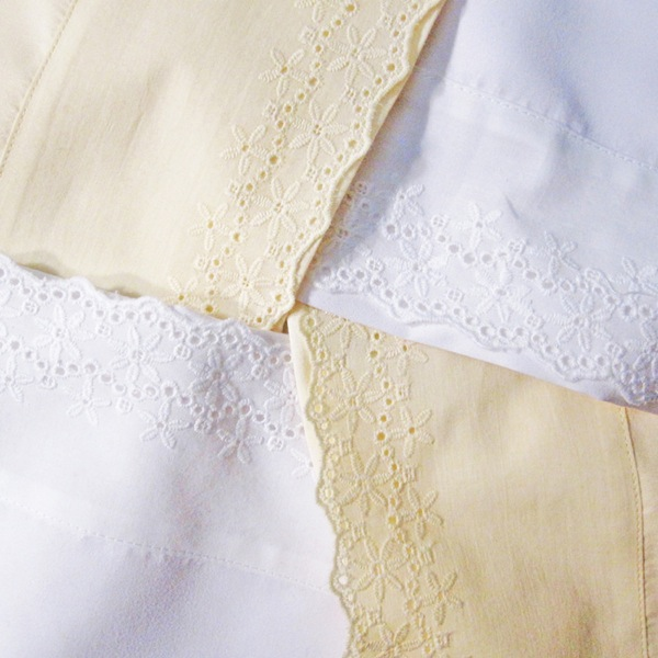Veratex Camden Lace Micro-Denier Bed Sheet Set