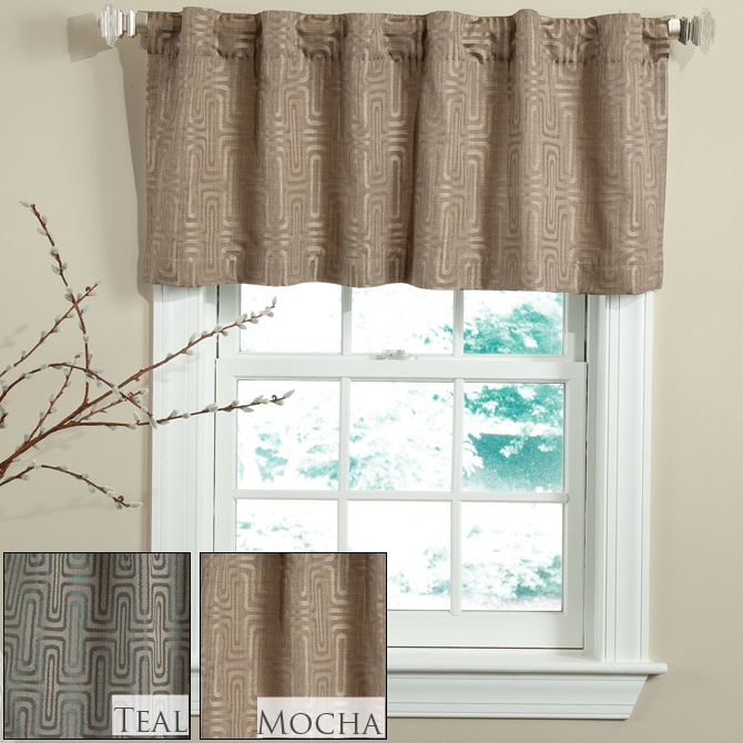 valance gallery drapery kirsch design williams hardware traverse rod basic