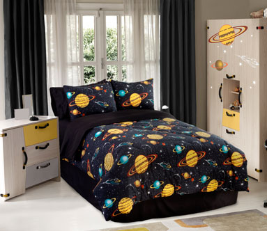 Veratex Rocket Star Sheet Set
