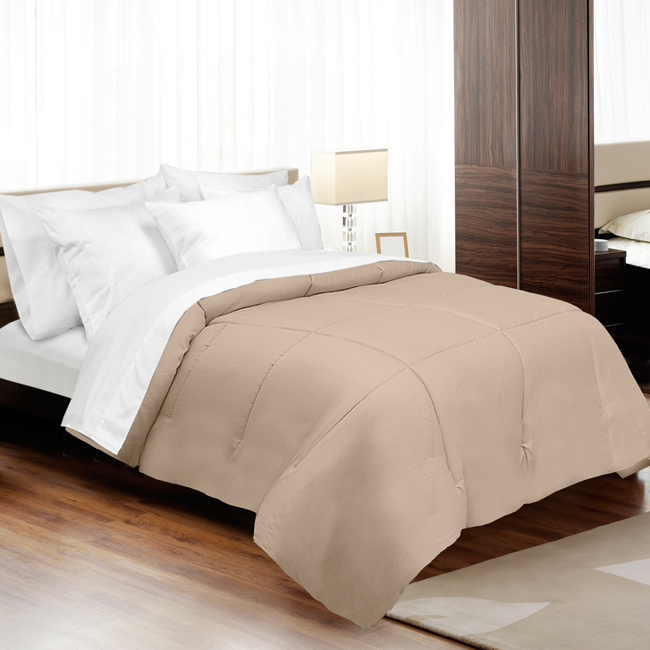 Veratex Supreme Sateen 300Tc Down Alternative Comforter